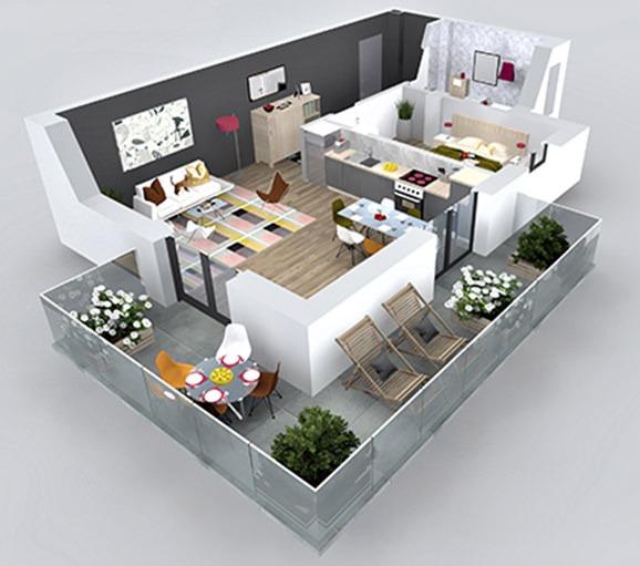 Vanzare apartamente 2 camere Cluj