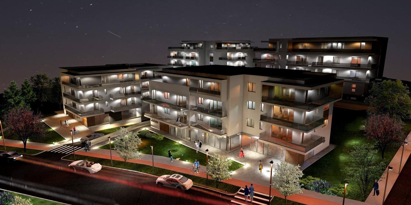 Gardenia Residence, o inovatie in ansamblurile imobiliare de pe piata clujeana
