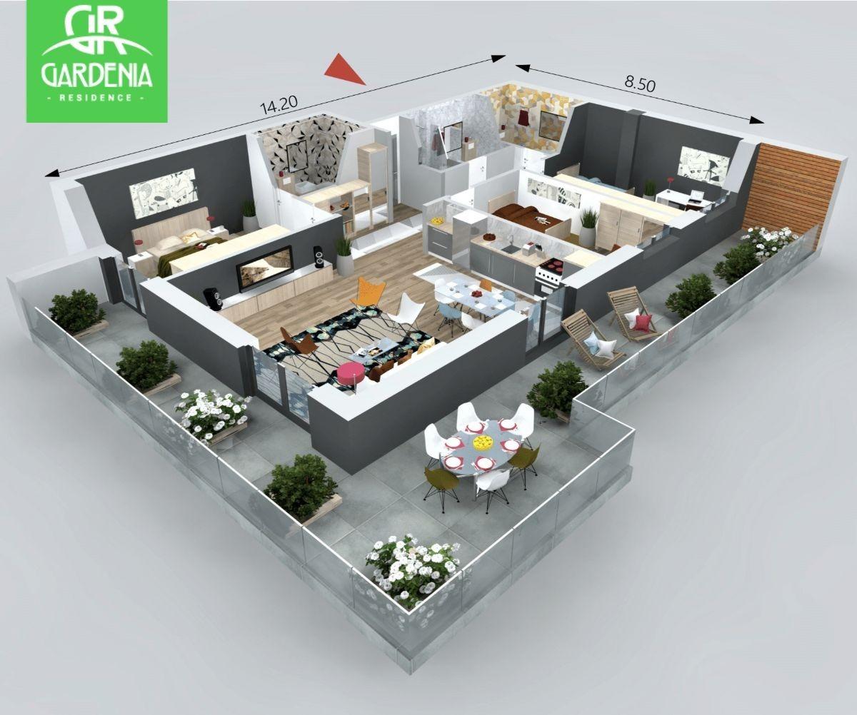 Apartament Penthouse