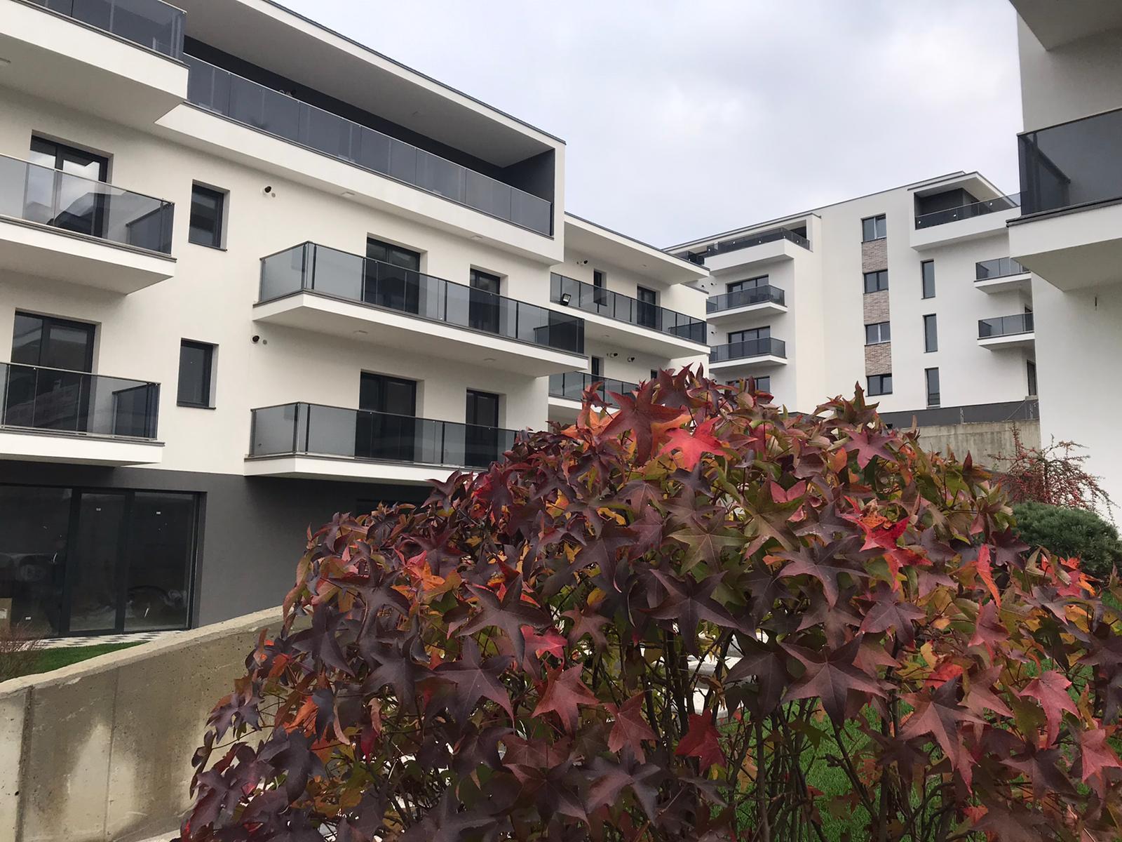 Ansamblul Gardenia Residence Cluj-Napoca, aproape de finalizare!