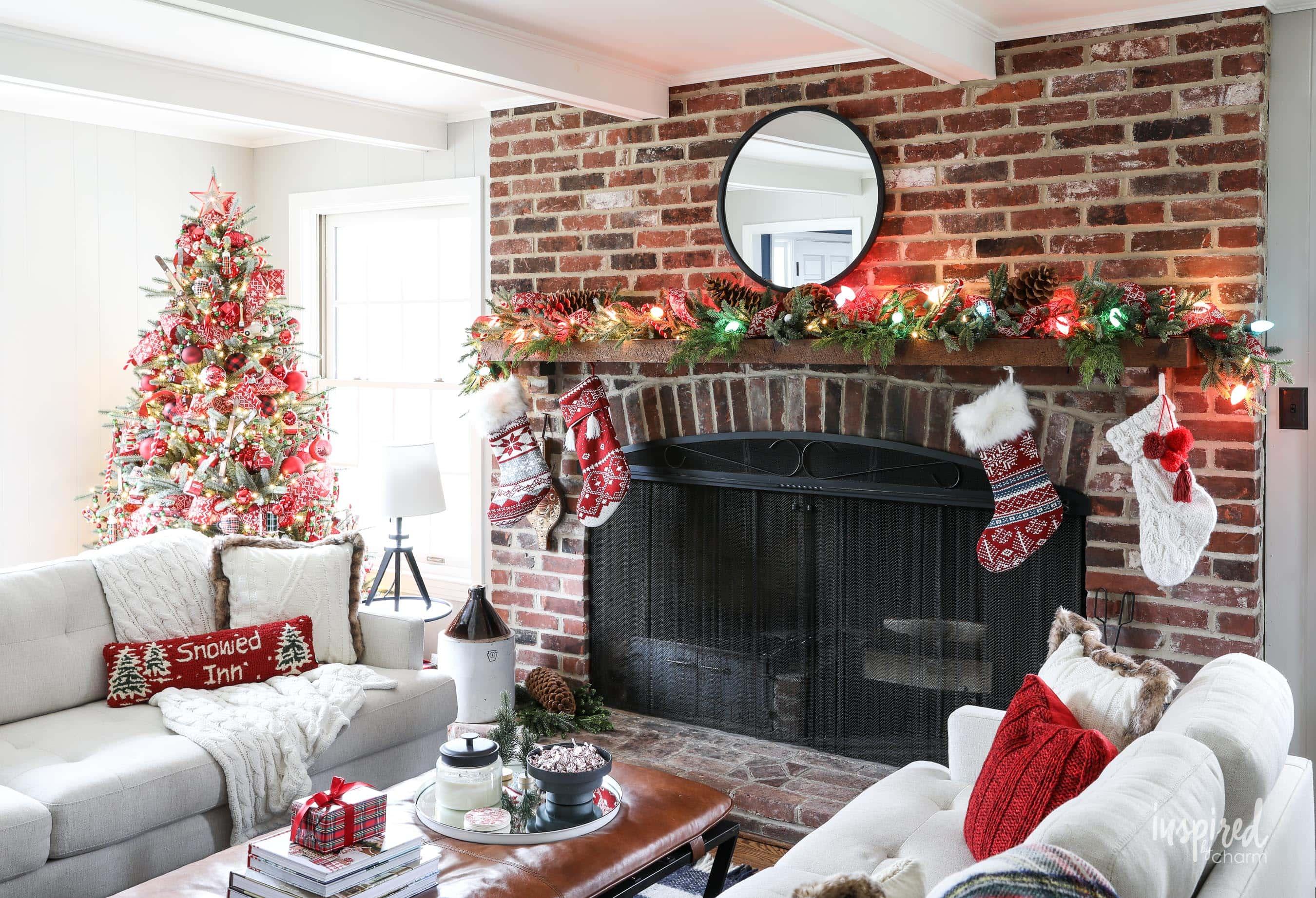 Cum sa-ti decorezi casa in apropierea sarbatorilor de iarna